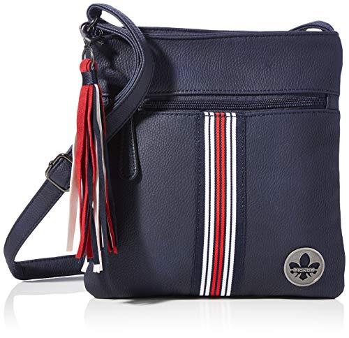 Rieker Damen Handtasche H1016, Blau (Pazifik), 240x10x220 cm