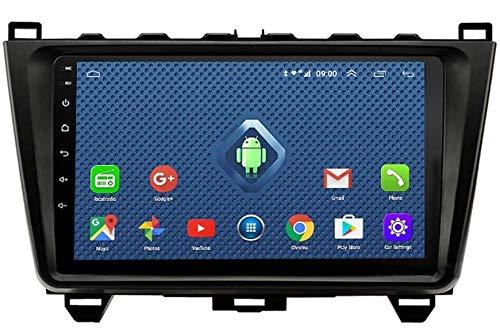 XXRUG 4G LTE All Netcom Android 8,0 Unidad Principal de Coche Radio navegación GPS para Mazda 6 Rui Wing 2008-2015 Reproductor Multimedia, navegación por satélite para Coches