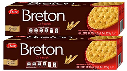galletas finas marcas fabricante Breton