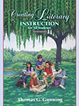 Creating Literacy Instruction for All Students (6th Edition)