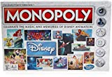 Monopoly: Disney Animation Edition, Ages 8 and Up, for 2-6 Players plastic playing cards Dec, 2020