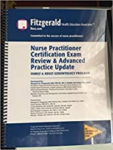 Fitzgerald Nurse Practitioner Certification Exam Review & Advanced Practice Update Family & Adult Program