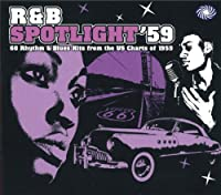 R&B Spotlight '59 : 60 Rhythm & Blues Hits from THE US Charts of 1959