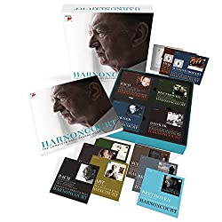 Nicolaus Harnoncourt: The Complete Sony Recordings (Coffret 65 CD)