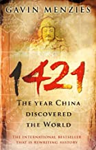 1421: The Year China Discovered The World (English Edition)