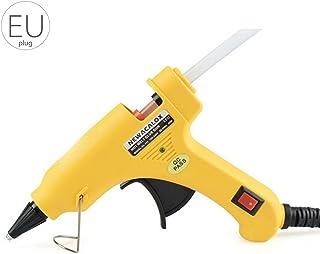 Topker Prostormer 20W Enchufe de la UE Hot Melt Pistola de