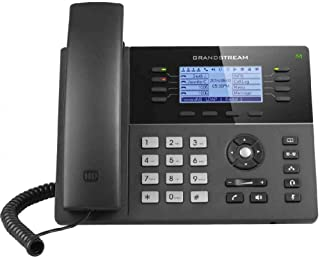 Grandstream GS-GXP1780 Mid-Range IP Phone with 8 Lines VoIP Phone and Device, 4