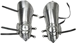 14th - 15th Century Gothic Leg Armor