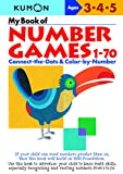My Book of Number Games 1-70: Ages 3, 4, 5