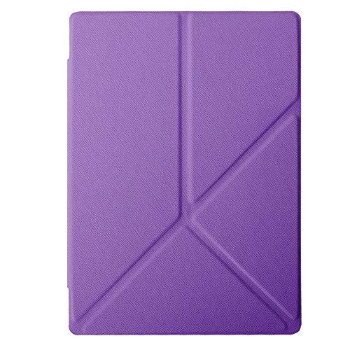 Smart Ultra Slim Magnetische Hülle, Tablet Schutzhülle für KoBo Aura One 7.8inch (Lila)