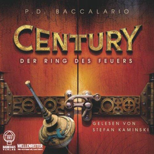 Der Ring des Feuers (Century 1) audiobook cover art