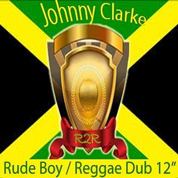 """Rude Boy / Reggae Dub 12"""""""