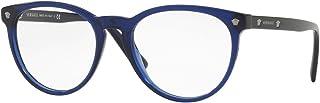 Versace Unisex VE3257 Eyeglasses 53mm