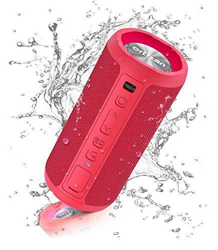 Ortizan Bluetooth Lautsprecher mit...