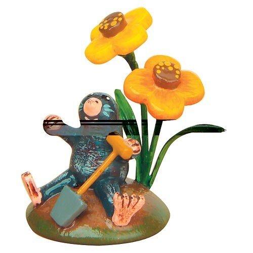 Hubrig Miniatuur, Man Mole * 3 cm