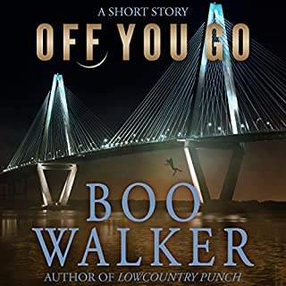 Off You Go audiobook cover art