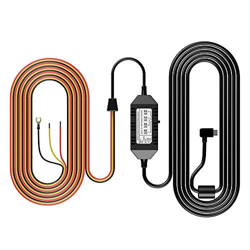 VIOFO HK3 3-adriges Hardwire-Kabel ACC-Erkennung 4 Meter für Parkmodus für A129/A119 V3 Dashcam