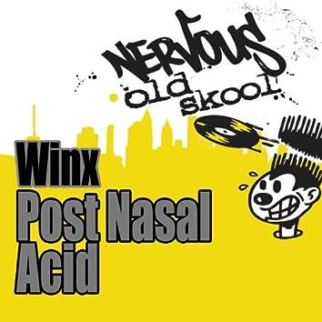 Post Nasal Acid