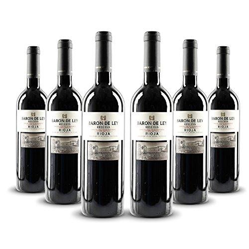 Barón de Ley - Reserva - Rioja D.O.Ca. - (6 x 0.75l) -