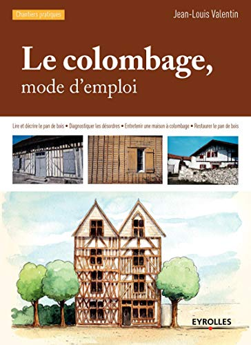 Le colombage, mode d'emploi : Lire et décrire le pan de bois, Diagnostiquer les désordres