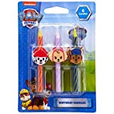 Paw Patrol Birthday Cake Candles Party Decoration