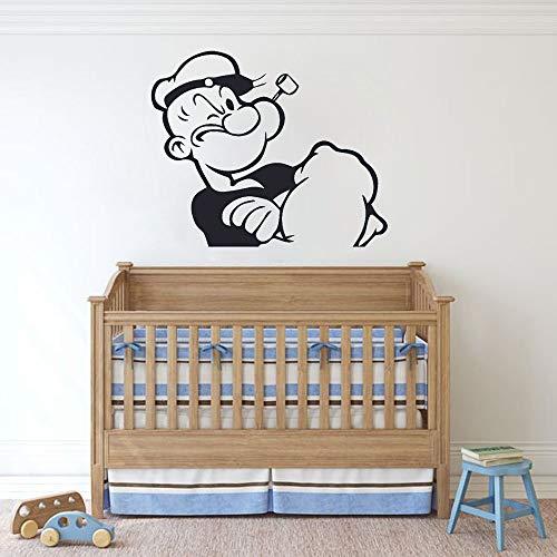Tianpengyuanshuai behang, cartoon, voor kinderen, tienerkamer, slaapkamer, interieur, vinyl, muurstickers