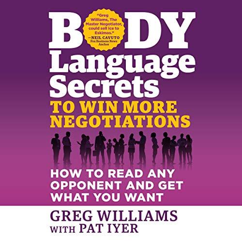 Body Language Secrets to Win More Negotiations Titelbild