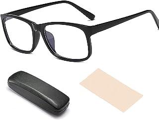 Anti Blue Light Glasses, TopGearWorld PC/Gaming Glasses for Man Woman (Case & Cloth Included), Blocking UV, Anti Eye Fatig...