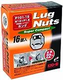 KYO-EI 協永産業 ラグナットスーパーコンパクト 個数:16個入 袋タイプ 19HEX M12 x P1.5 P101-19-16P
