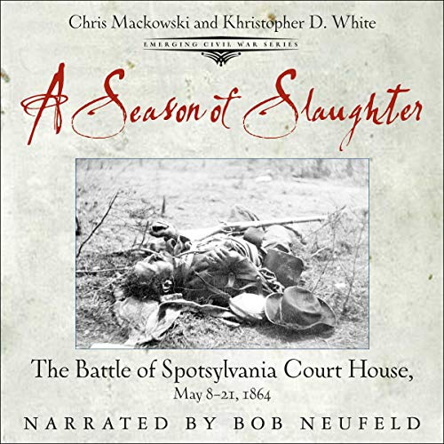 A Season of Slaughter cover art