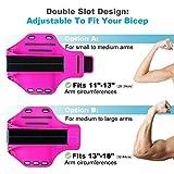 Zoom IMG-1 fascia da braccio bracciale sportiva