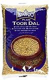 Natco Toor Dal Fagioli Gialli Indiani per Zuppe, Minestroni, Sformati e Piatti di Verdure – Confezione da 2kg