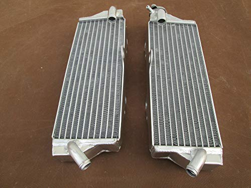 Aluminio Radiador Para HUS-QVAR-NA TC250 2003-2008 TE250 03-09, TE310 2009-2011, TC450/TE450 03-11 TC510 04-09 TE510 2004-2011, SMR450 03-11, SMR510 2005-2011 HVA TC/TE/SMR 250/310/450/510