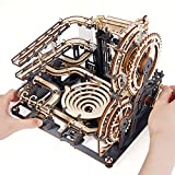 ROKR Marble Run 3D Wooden Puzzles - Large Mechanical Model Kits for...