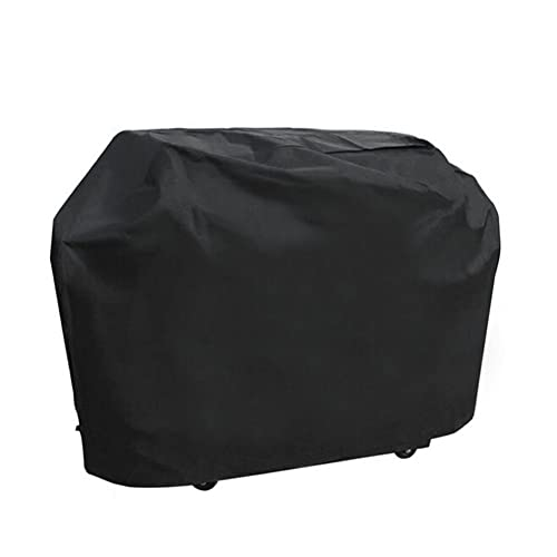 """Barbecue Cover, Heavy Duty Oxford Cloth Waterproof & Dust-proof & Anti-UV Outdoor BBQ Grill Cover (Length:145cm/57"""" Width: 61cm/24"""" Height: 117cm/46"""" )"""