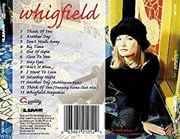 Audio CD Whigfield Book