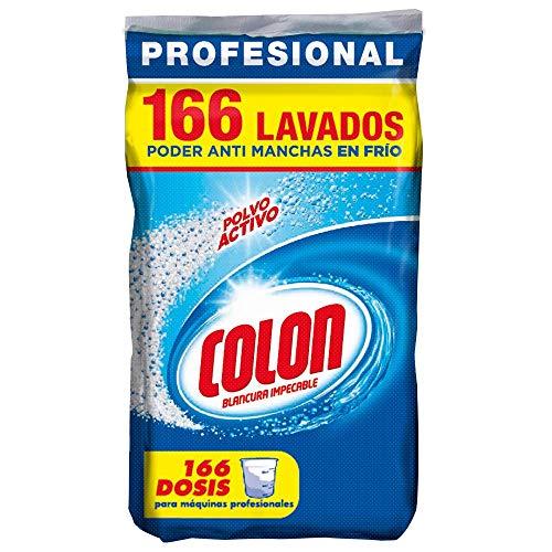 Colon Detergente de Ropa para Lavadora Profesional en Polvo - 166 Lavados
