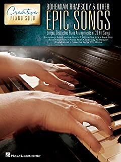 Bohemian Rhapsody & Other Epic Songs: Creative Piano Solo