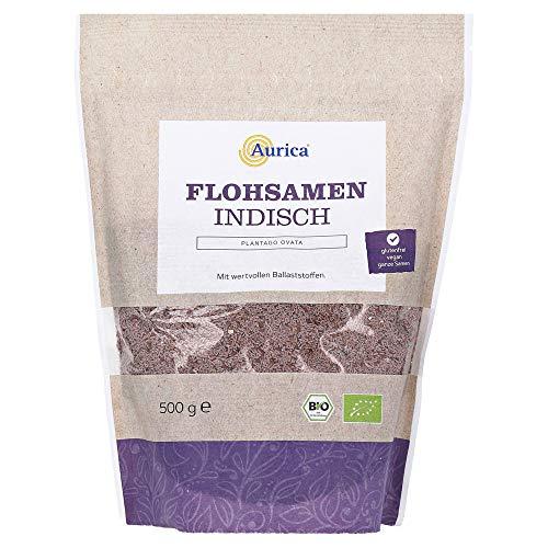 FLOHSAMEN INDISCH Bio Kerne 500 Gramm
