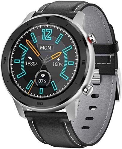 Reloj inteligente para hombres Ip68 impermeable Fitness Actividad Tracker Mujeres Dispositivos Usables Banda Smartwatch Monitor de ritmo cardíaco Reloj Deportivo-D-D-A