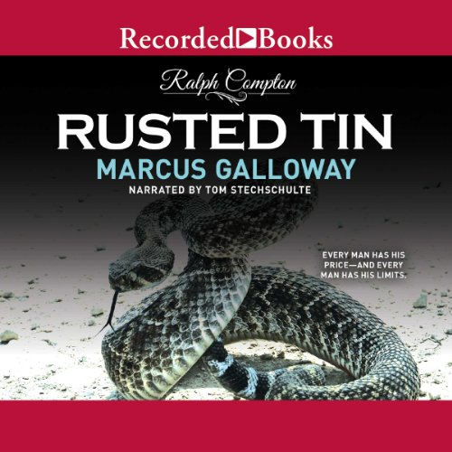 Rusted Tin audiobook cover art