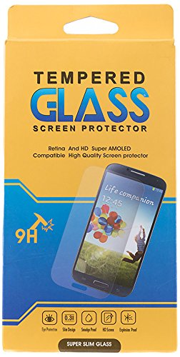 Purple Eyes Anti Scratch Tempered Screen Guard with 0.33 mm for Nokia Lumia 730