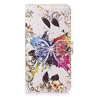 iPhone X PUレザー ケース, 手帳型 ケース 本革 全面保護 ビジネス カバー収納 財布 携帯カバー 手帳型ケース iPhone アイフォン X レザーケース