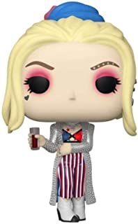 Funko Heroes: Harley Quinn-POP Collectible Figure, Multicolour, 3.75 inches
