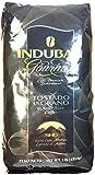 Cafe INDUBAN Gourmet Tostado en Grano, Ganze Bohnen Premium Kaffee aus der Dominikanischen Republik, Beutel 453,6g.