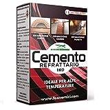 CEMENTO REFRATTARIO CAMINI/BARBECUE FOX ITALY