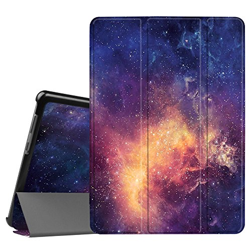 Fintie Hülle Hülle für Huawei Mediapad T3 10 - Ultra Dünn Superleicht Flip Schutzhülle mit Zwei Einstellbarem Standfunktion für Huawei MediaPad T3 (9,6 Zoll) 24,3 cm Tablet-PC, Die Galaxie