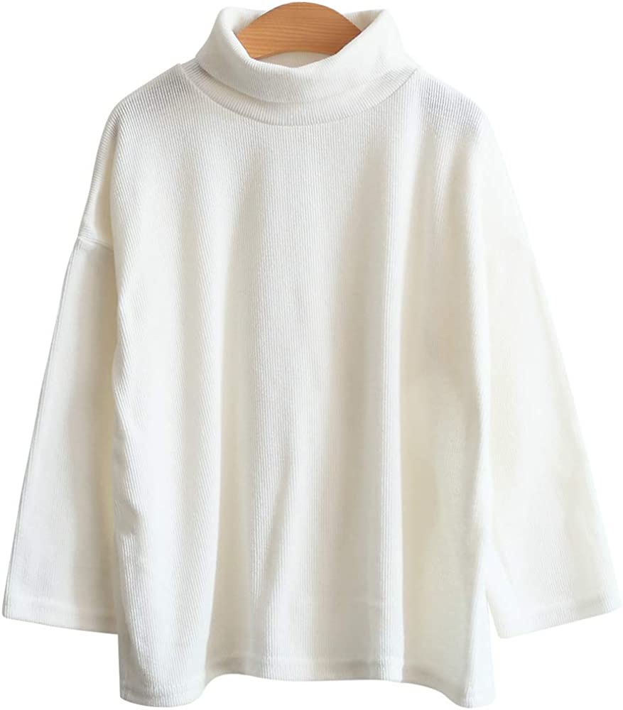 GOINGKIDS Children Kids Boys Long Sleeve Polo Neck Tee T-Shirt