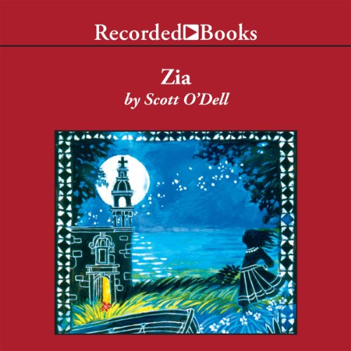 Zia audiobook cover art