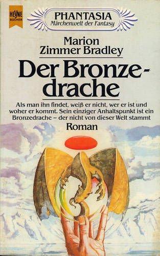 Der Bronzedrachen. Fantasy Roman.